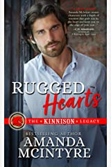 Rugged Hearts (The Kinnison Legacy Book 1) Kindle Edition
