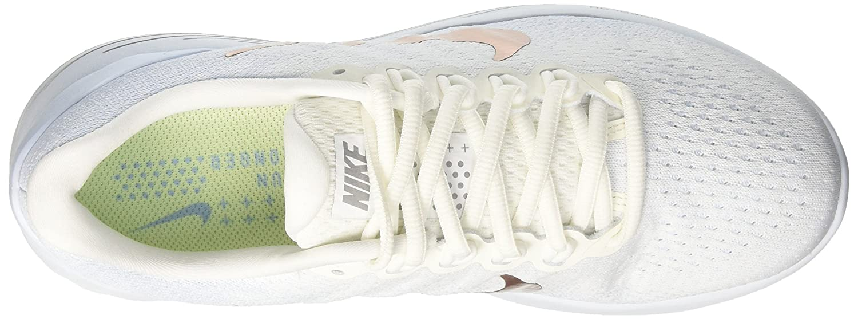 NIKE B01N8ST7GG Women's Lunarglide 9 Running Shoe B01N8ST7GG NIKE 9 B(M) US Pure Platinum/White-/White 639430