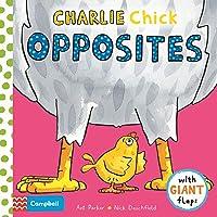 Charlie Chick Opposites: 10