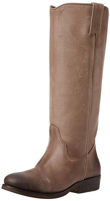 Bronx Women Bronx Women Pamelo Knee High Boots Grey with credit card sale online f0Wk43h