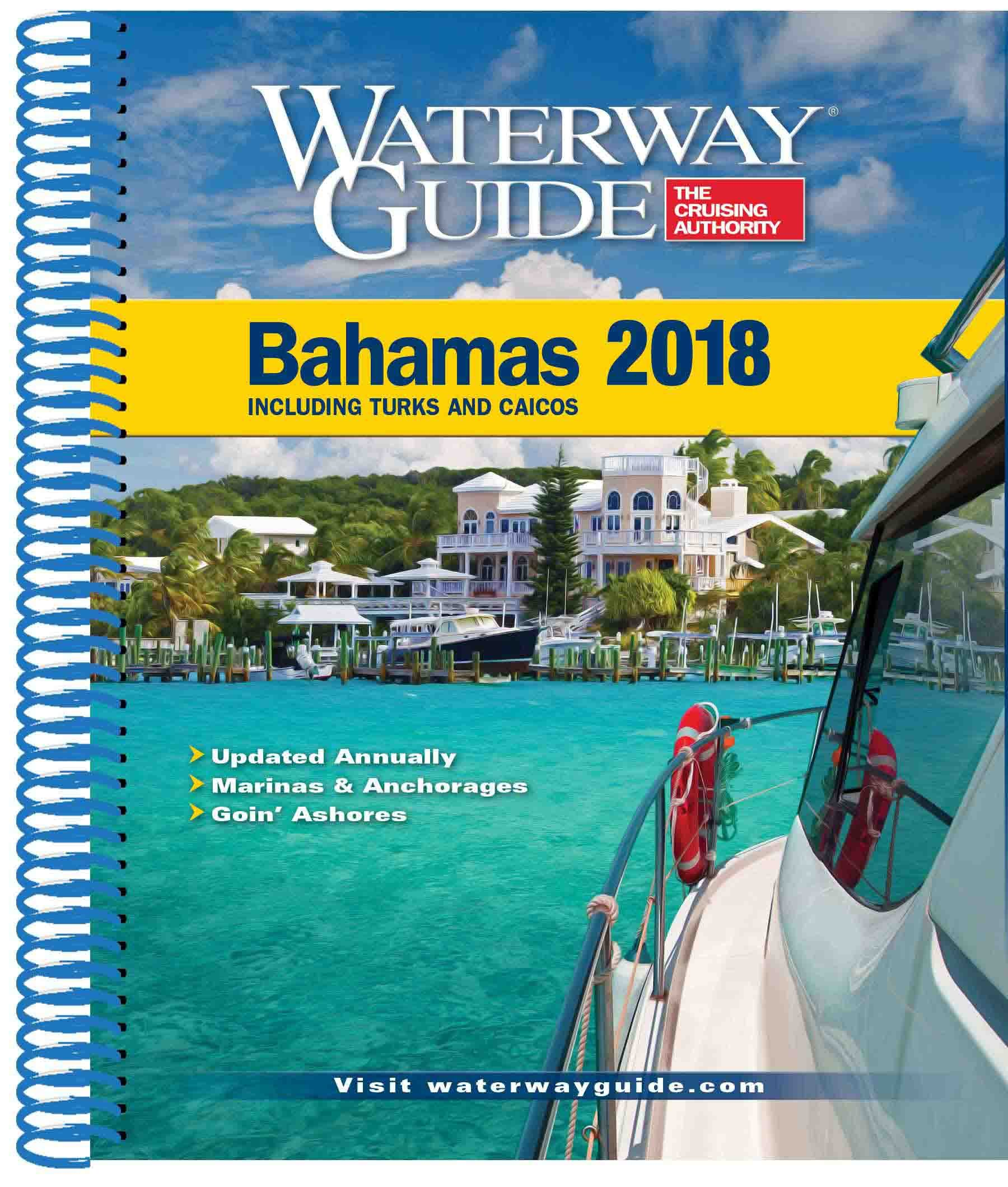 Waterway Guide the Bahamas 2018 (Waterway Guide. Bahamas) PDF