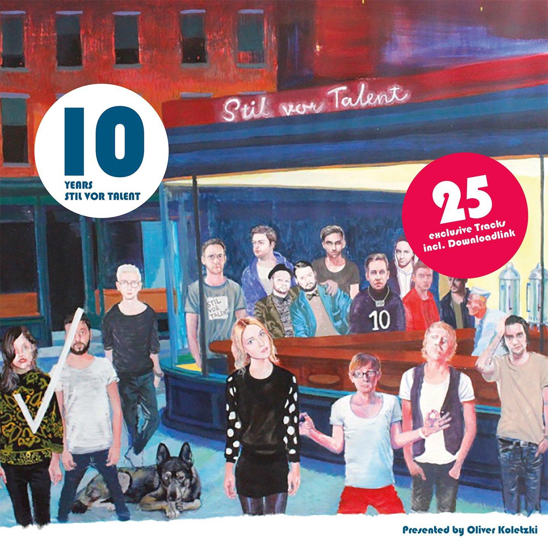 10 Fixed price for sale Years Stil Vor By Koletzki Fort Worth Mall Talent Oliver