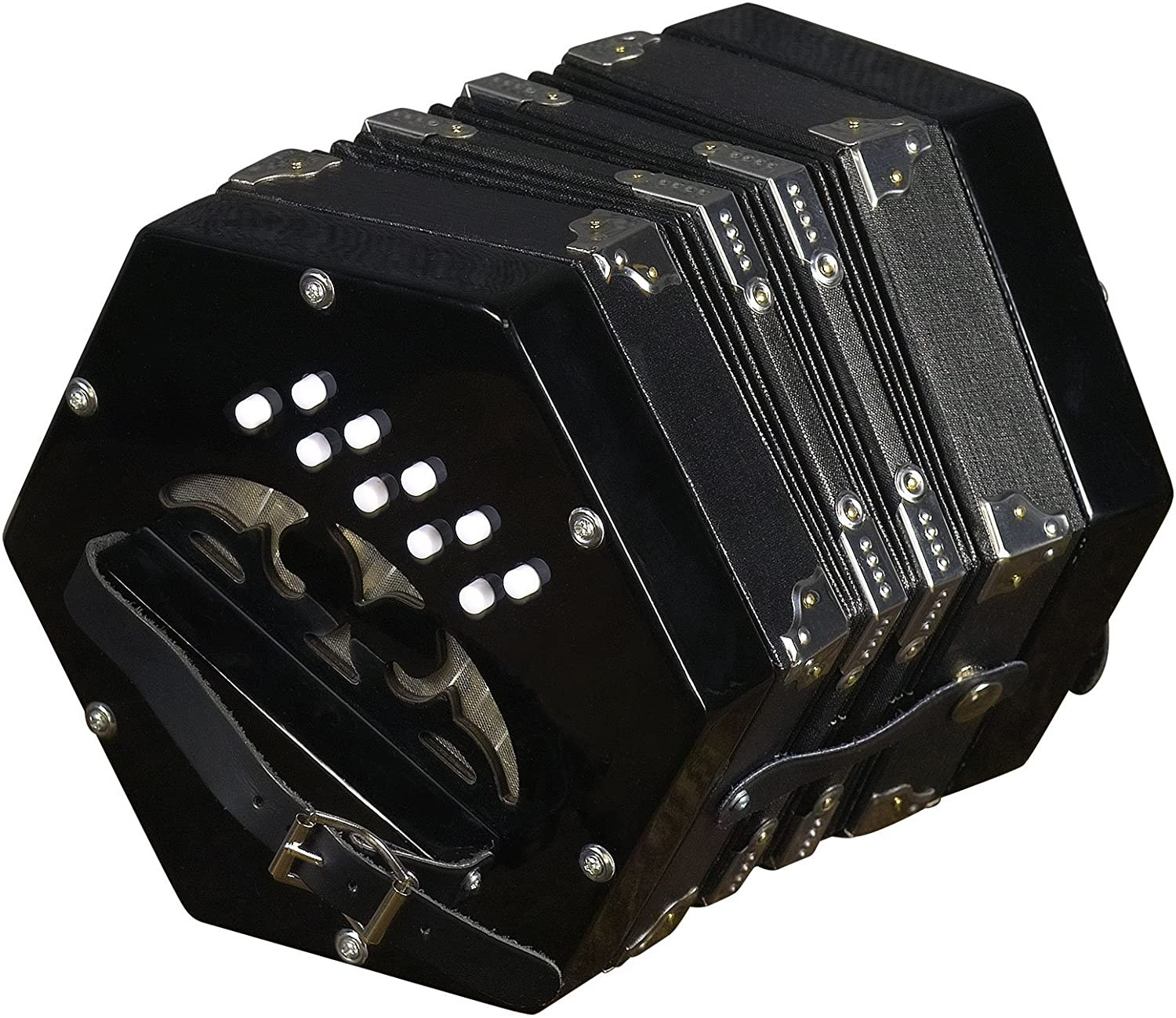Trinity College AP-1120 Anglo-Style Concertina 20-Button