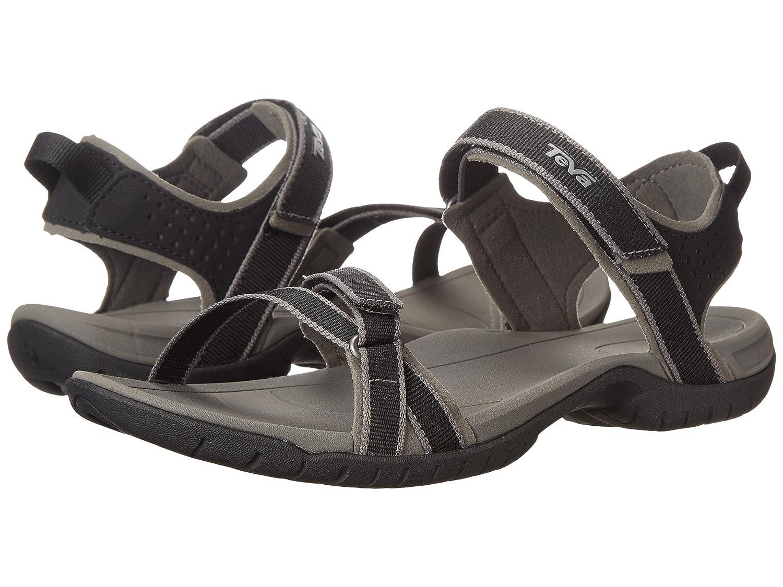 Teva Women's Verra Sandal B0711CK615 8 B(M) US|Black.