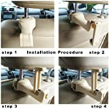 Car Headrest Hook, Universal Car Phone Holder