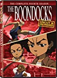 Boondocks: The Complete Fourth Season [DVD] [Import]
