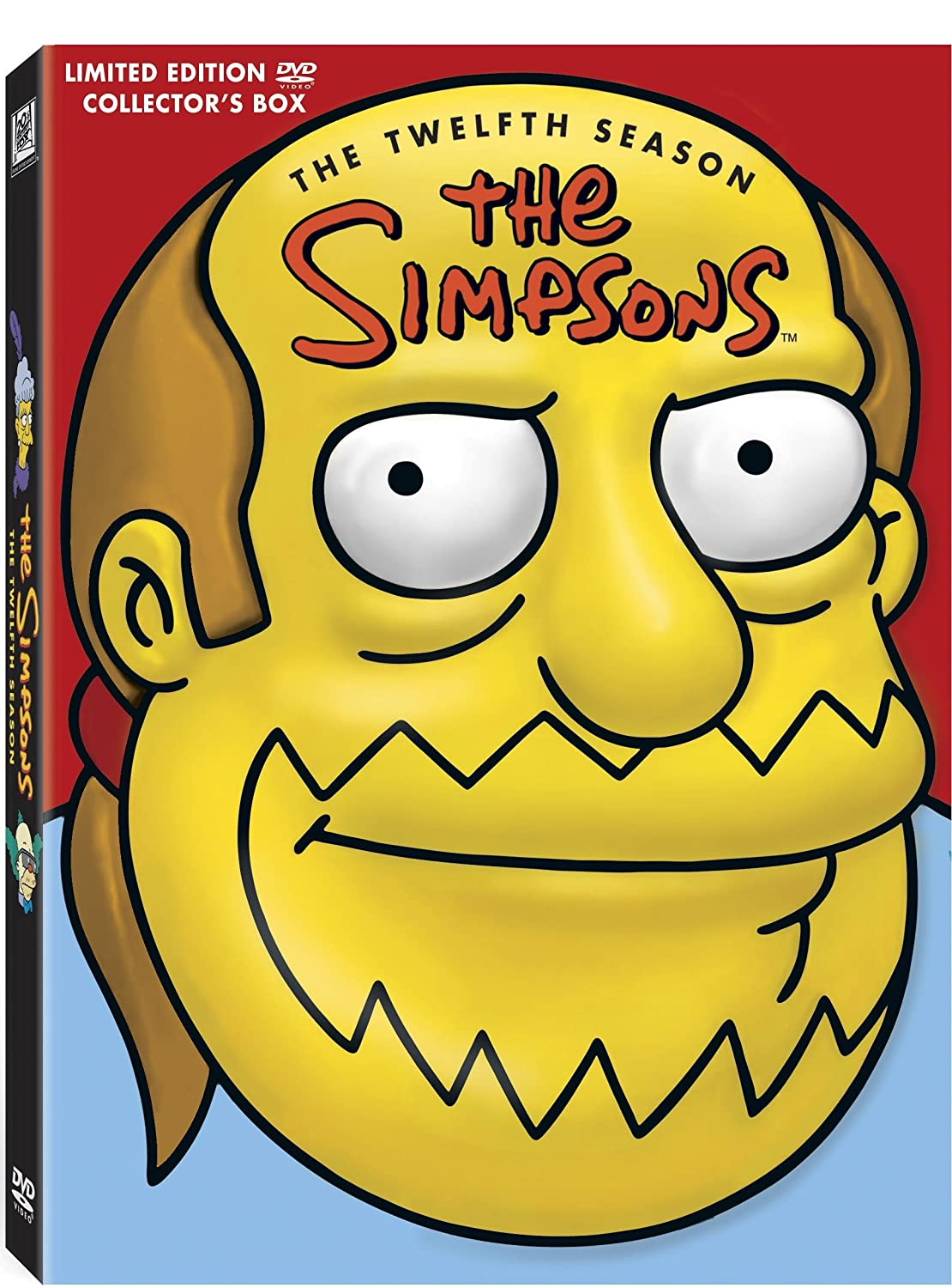 The Simpsons: Season 12 (Limited Edition