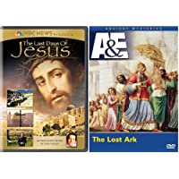 Roots of Christianity: A&E Ancient Mysteries - The Lost Ark & NBC News The Last Days of Jesus 2-DVD Bundle