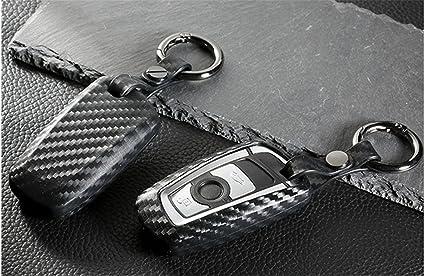 M.JVisun - Funda de Piel auténtica para Llavero para BMW X3 ...