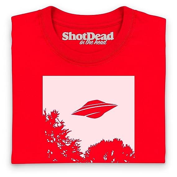 I Want To Leave Camiseta infantil, Para nios, Rojo, XS: Amazon.es: Ropa y accesorios