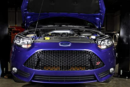 Amazon.com: Mishimoto MMINT-FOST-13BK Black Ford Focus ST Performance Intercooler, 2013+: Automotive