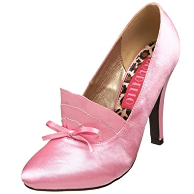 20b5dcdfd4932 Bordello Pumps Trixie-04 pink: Amazon.de: Schuhe & Handtaschen