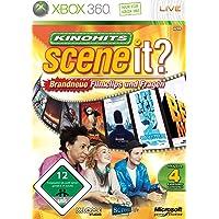 Scene It? Kinohits inkl. Buzzer [Importación alemana]