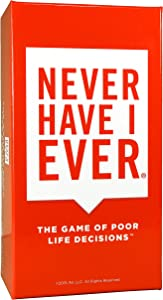 Giveaway: Never Have I Ever