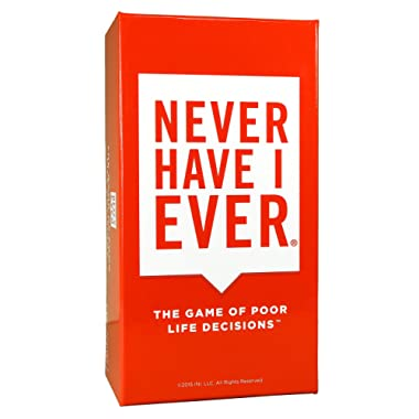 Never Have I Ever – This is a Party Game About The Poor Life Decisions That You and Your Friends Have Made - NSFW