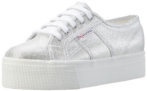 d5c70e9fd7 Superga 2790-lamew, Zapatillas de Gimnasia para Mujer: Amazon.es: Zapatos y  complementos
