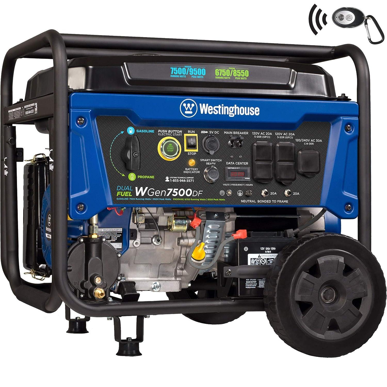 Amazon.com: Westinghouse Generadores industriales portátiles ...