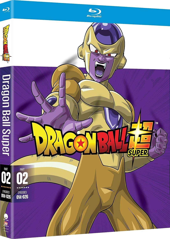 Dragon Ball Super: Part 2 Blu-Ray (Dual Audio)