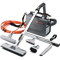 """Hoover CH30000 Canister Vacuum Cleaner, 18""""D x 11""""H x 7""""W, Black"""