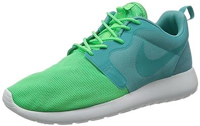 buy online 7ea84 1ede9 Nike Roshe Run Hyperfuse QS Vent Sport Turquoise Poison Green - US 11.0 /  EU 45.0