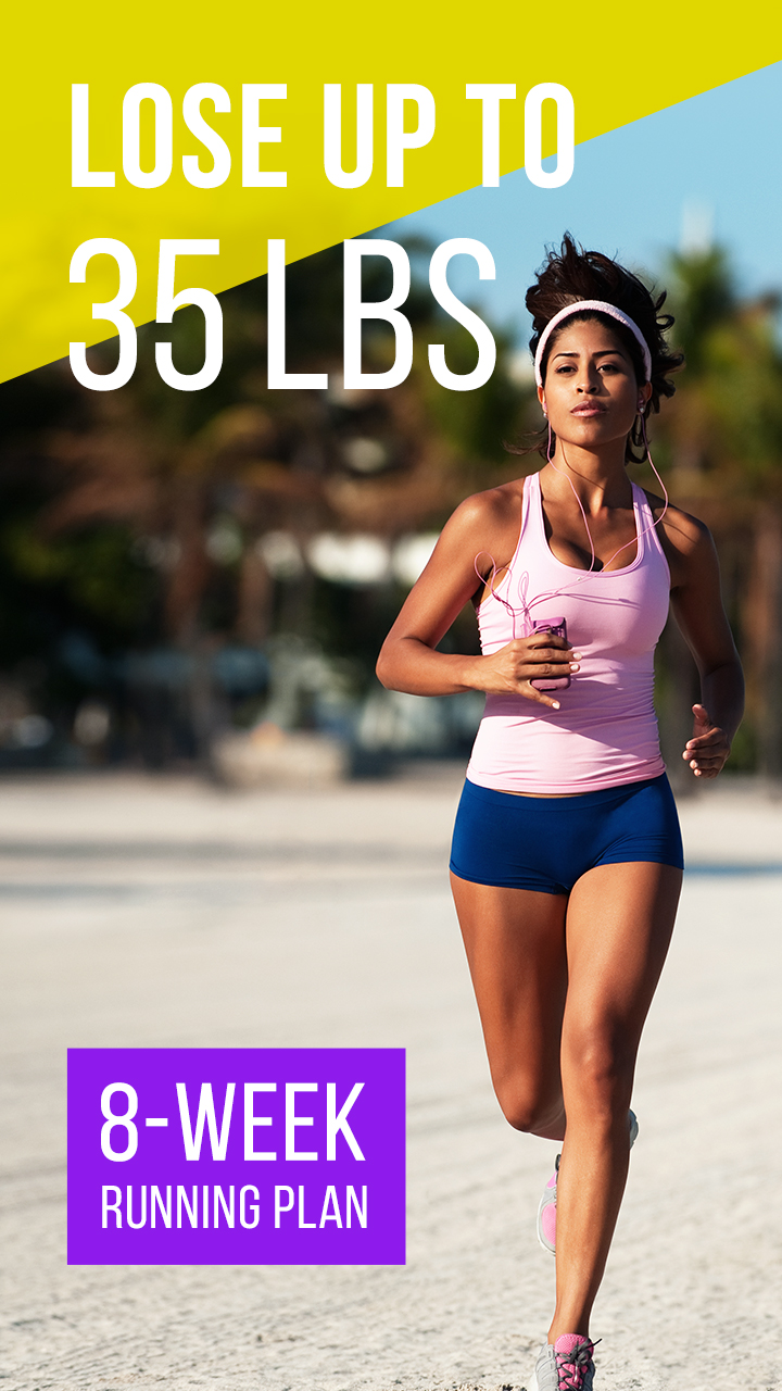 is running an easy way to lose weight