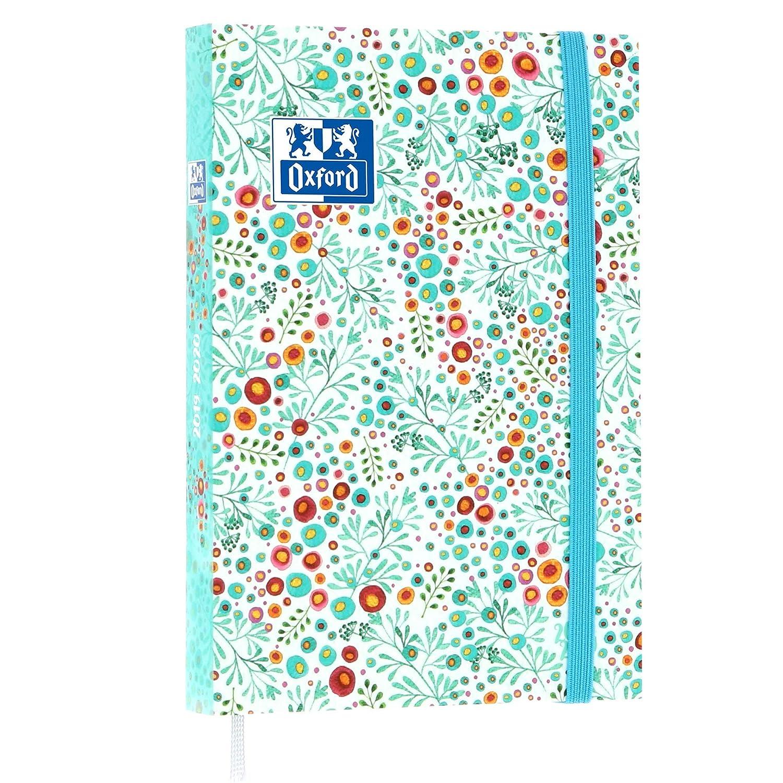 1 Agenda Journalier FLOWERS Coloris Al/éatoires OXFORD Ao/ût 2019 /à Ao/ût 2020-15 x 21 cm