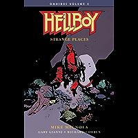 Hellboy Omnibus Volume 2: Strange Places (Hellboy Omnibus: Strange Places)