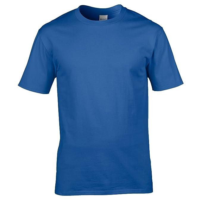 945b54959abd5 Gildan - Camiseta básica de manga corta 100% Algodón de gran calidad para  hombre  Amazon.es  Ropa y accesorios