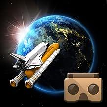 VR Space mission: Moon Explorer