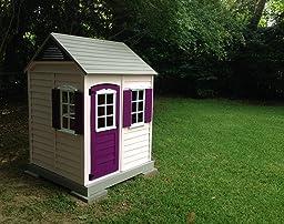 Amazon.com: Big Backyard Bayberry Playhouse: Sports & Outdoors