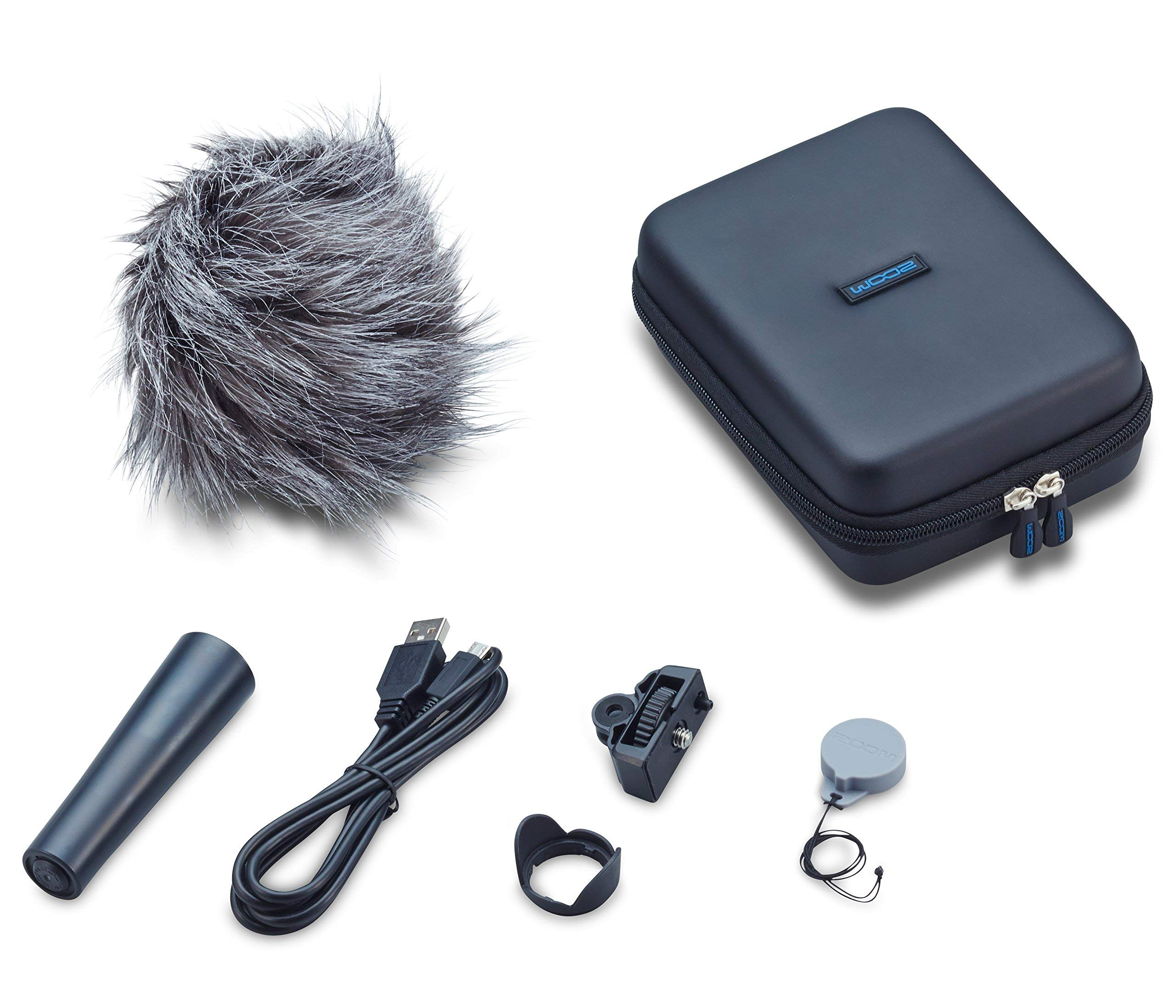 Zoom APQ-2n Accessory Pack for Q2n Handy Video Recorder (Renewed)