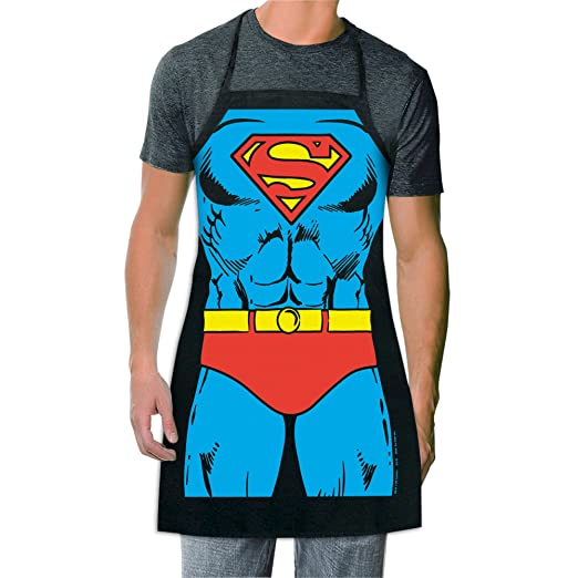 Superman Apron - 18 sweet LDR gift ideas - OurMindfulLife.com