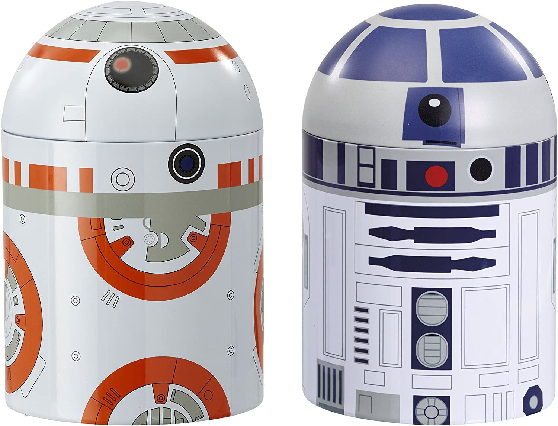 24 x 37 x 37 cm Star Wars SR72598 Bo/îte de Rangement R2-D2 Multicolore