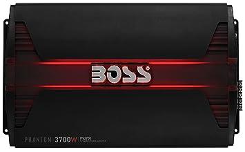 Boss Audio Systems PV3700 5.0 Coche Alámbrico Negro - Amplificador ...