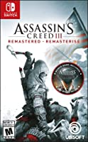 Assassin's Creed III: Remastered - Nintendo Switch - Ultimate Edition
