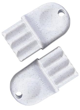 Fradon Lock Llave de mano dispensador de papel higiénico Universal 2 unidades: Amazon.es: Hogar