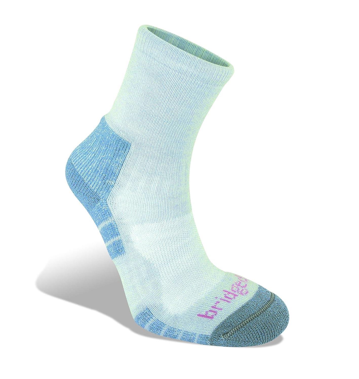 Bridgedale Womens Trail Light Wool Fusion Socks