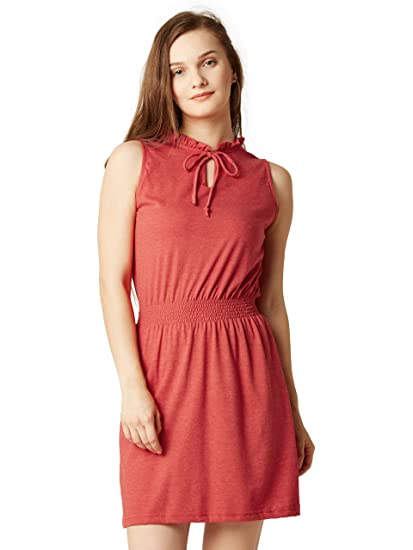 Miss Chase Women's A Line Mini Dress