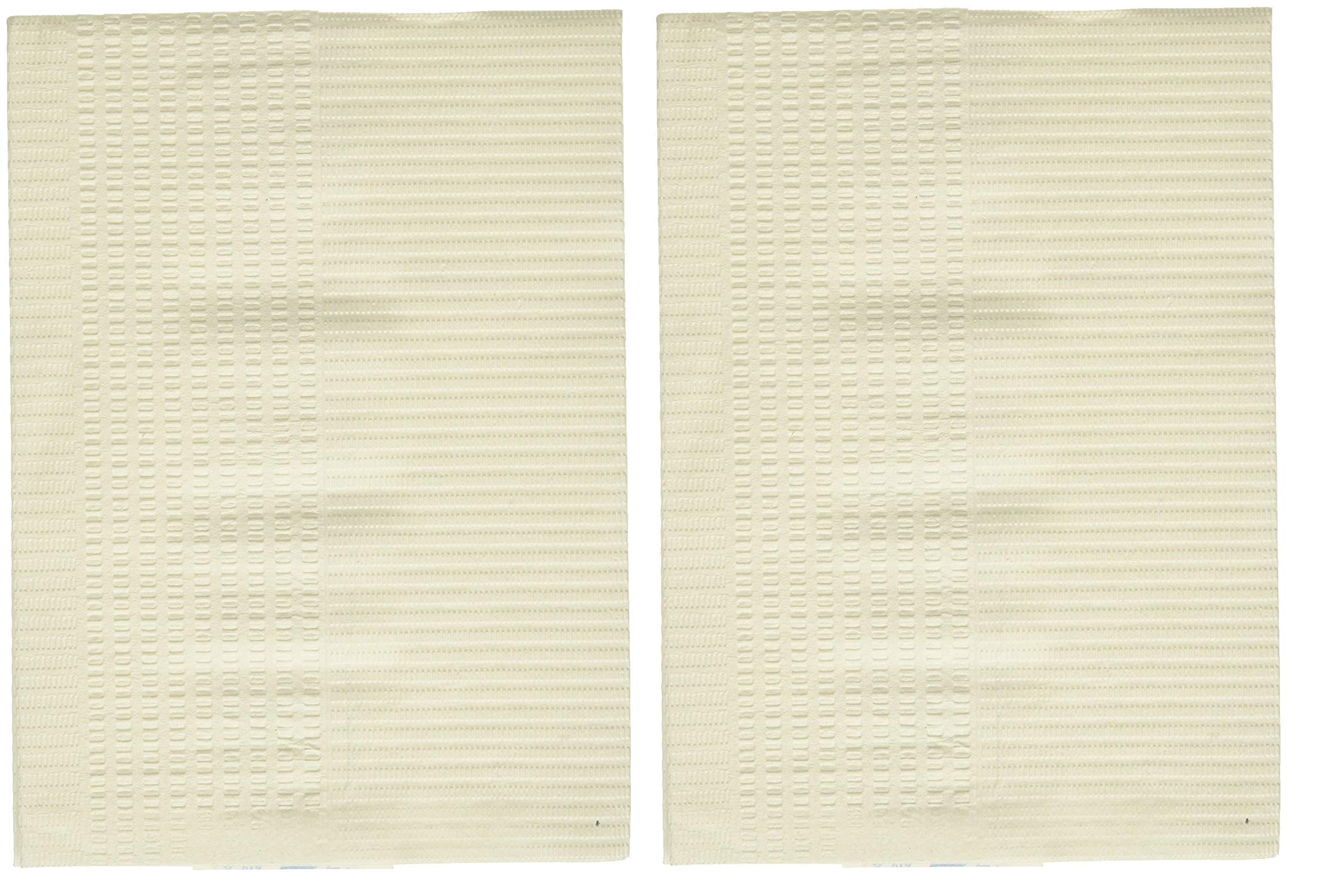 Napkleen Disposable Clothing Protector, 50 Sheets (Тwo Рack) by Napkleen