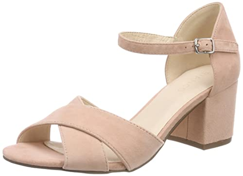 Bianco FRONT CROSS - Sandals - peach g2cNa6BS
