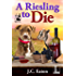 A Riesling to Die (The Wine Trail Mysteries)