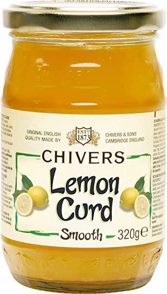 Chivers lemon curd
