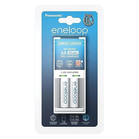 Panasonic Eneloop SY3056676 - Cargador BQ-CC51, sin baterías ...