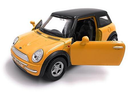 Welly Mini Cooper Modèle Auto Licence Produit 1 34 1 39
