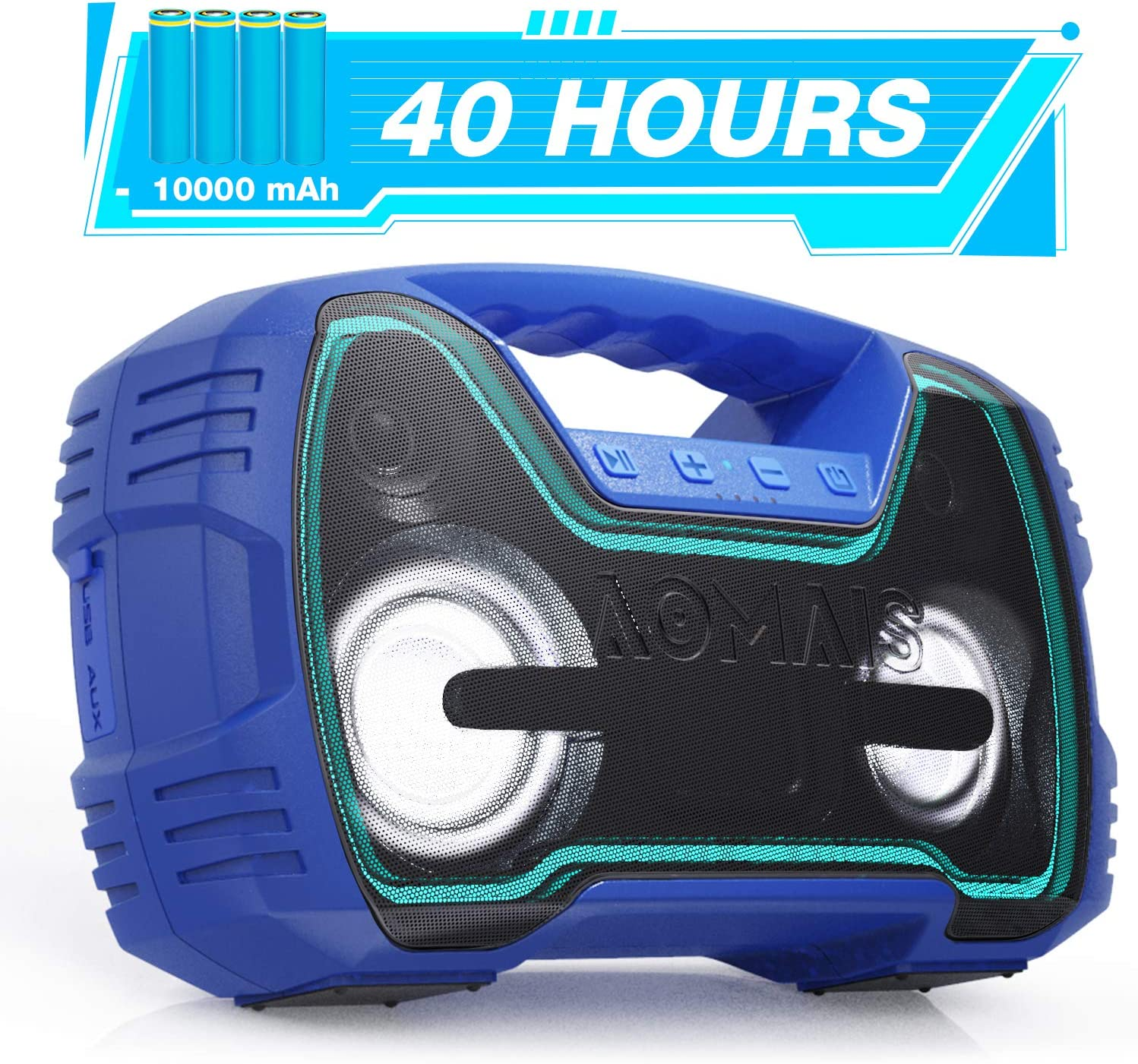 AOMAIS U-Go-best waterproof speakers