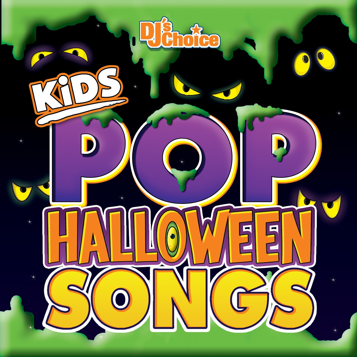 The Hit Crew - Kids Pop Halloween Songs-CD - Amazon.com Music