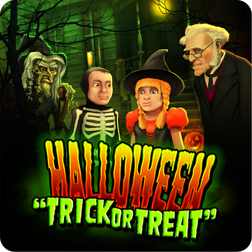 Halloween: Trick or Treat - Hidden Object -