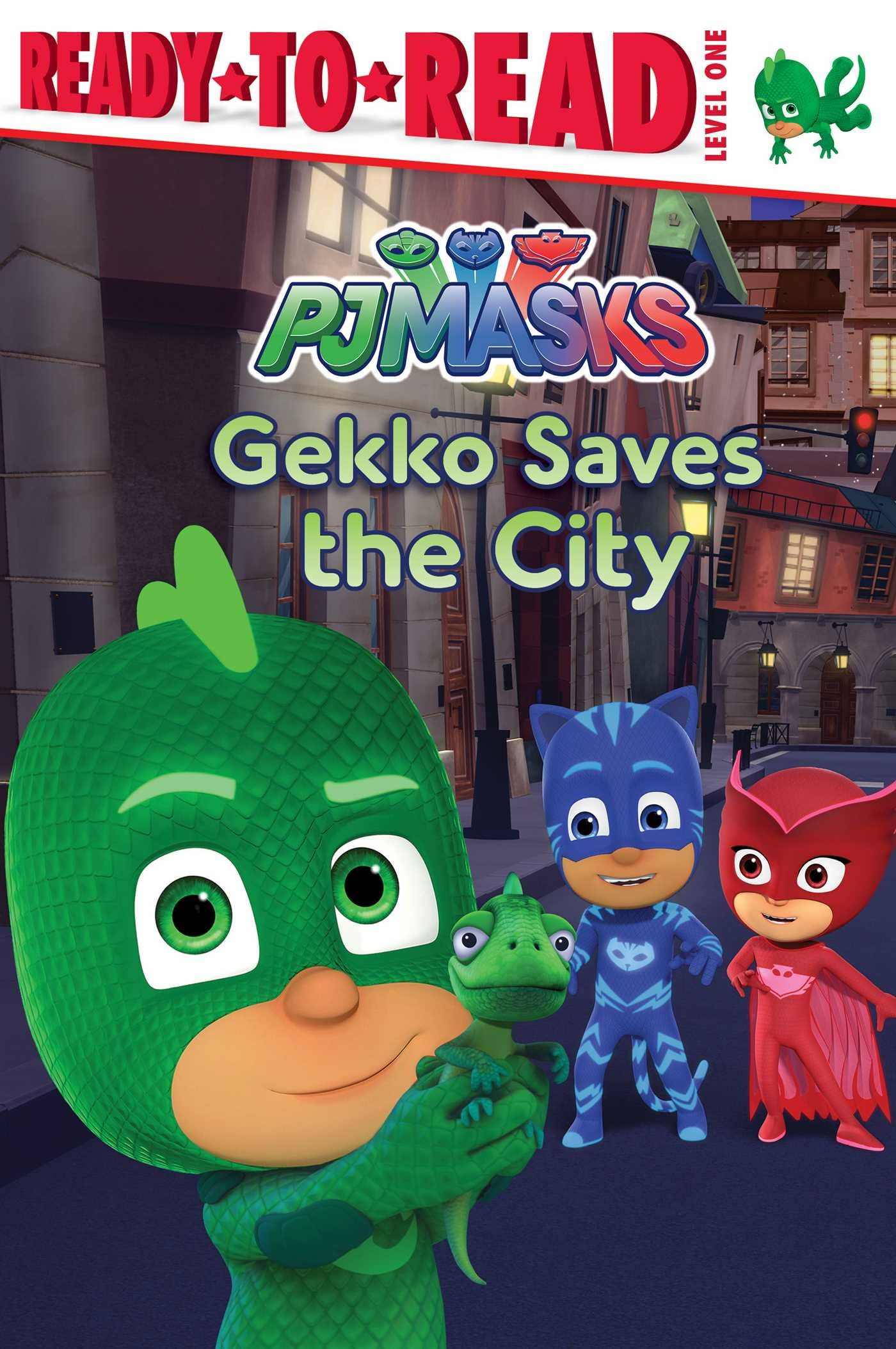 Gekko Saves the City PJ Masks: Ready-to-Read, Level 1: Amazon.es: May Nakamura: Libros en idiomas extranjeros
