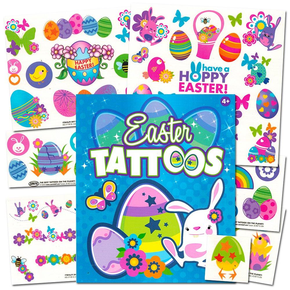 Easter Temporary Tattoos