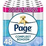 Page wc papier - Compleet Schoon - 48 rollen - Voordeelverpakking